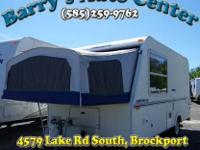 Here is a nice light weight hybrid camper, it weighs
