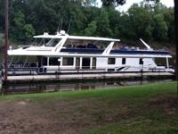 85' long x 18' wide Year Model: 2000 SPECS: Twin 5.7