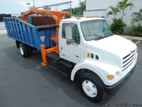 Apex Equipment Stock # 78052 **Ex-Municipal Truck**