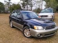 2000 Subaru Outback AWD Runs and drives great, nice