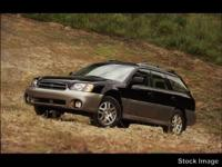 This 2000 Subaru Outback STATION WAGON includes