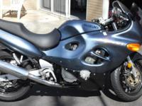 2000 Suzuki GSX750F Excellent Health condition. 4,600