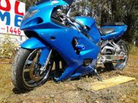 2000 Suzuki gsxr 750. 25k miles. oil changed every 2500