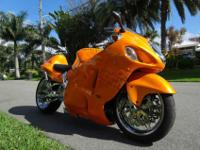 2000 Suzuki Hayabusa TURBO, Adult Owned, I have owned
