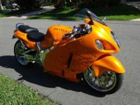 2000 Suzuki Hayabusa TURBO CHARGED 271HPYear : 2000Make