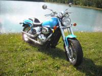 2000 Suzuki Marauder 800VIN