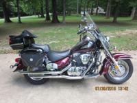 GREAT CONDITION. READY TO RIDE. 14K MILES. VANCE PIPES