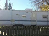 2000 TERRY 31' TRAVEL TRAILER BUNK HOUSETRAILER IS IN