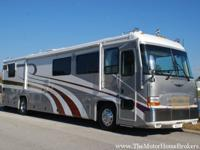 Model 42OZ. This One-Owner luxury coach features a