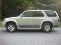 "Options Included: ""Rare"" Locking Rear Differential,"