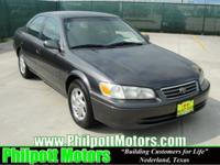 Options Included: N/A2000 Toyota Camry LE, gray with