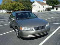 2000 Toyota Camry LE Automatic 2.2L Grey 70000 Miles