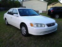 2000 Toyota Camry LE $2,900 Firm cash only...call  4