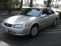 I have this 2000 Toyota Camry with 166k Miles. Runs and