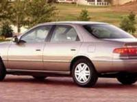 Recent Arrival! 2000 Toyota Camry HARD TO FIND A