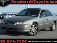 We are happy to offer you this nice 2000 Toyota Camry