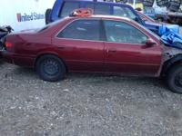 parking out toyota camry, doors, truck, roof, interior,