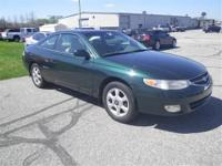 *Priced Below Market! This Camry Solara will sell