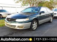 2000 Toyota Camry Solara Our Location is: Autoway Ford