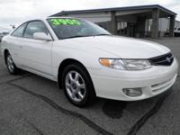 Options Included: N/AGreat looking Solara SE V6 Coupe