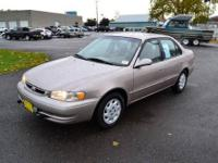 You can find this 2000 Toyota Corolla LE and many