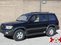 Options Included: N/A2000 Toyota Land Cruiser. This i a