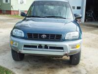 I have a 2000 RAV4 that is in excellent shape