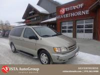 2000 TOYOTA SIENNA PV XLE Van XLE Our Location is: