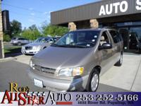 Options:  2000 Toyota Sienna Xle|Aside From Its