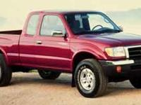 Toyota Tacoma 4WD. Recent Arrival!  Options:  Four