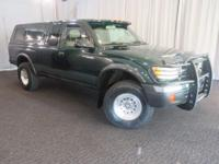 EXCELLENT SERVICE RECORDS!! NICE CLEAN TACOMA WITH