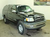 Options Included: N/A2000 TOYOTA Tundra Access Cab V8