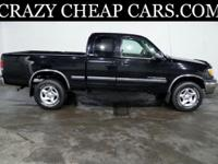 Options Included: N/AEXTENDED CAB, SR5, 4WD...