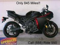 2000 Used Yamaha R1 - For sale with chrome wheels and