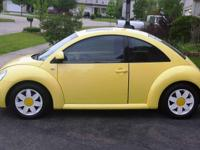 For Sale 2000 Volkswagen New Beetle GLX that's in Great