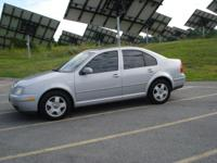 Options Included: VW Jetta GLS, 2.0L, Excellent on Gas!