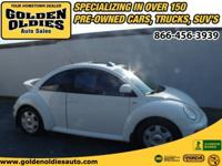 Options Included: N/AThis 2000 Volkwagen Beetle GLS is