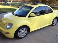 This is a 2000 VW Beetle with 158,xxx miles. 1.8l turbo