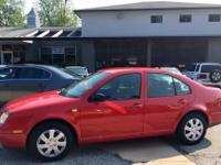 2000 VW JETTA 2.0L 4CYL*5SPEED MANUAL*GAS SAVER!! HAS