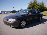 Drivers only for this sleek and seductive 2000 Volvo