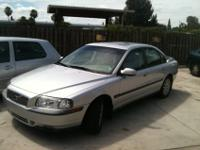 ONE OWNER VOLVO WITH ONLY 60,215 MILES CLEAN CARFAX