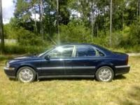 I have a 2000 Volvo S80 for sale. 168000