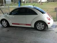 I have a 2000 Volkswagen New Beetle 1.8T with an