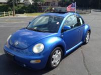 WWW.US-MOTORCARSVA.COM - THIS IS A 2000 VW NEW BEETLE