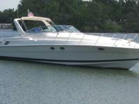 Description REDUCED OVER $20,000!!! 2000 Wellcraft 45'