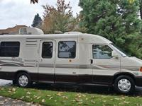 2000 Winnebago Rialta VW 22HD Model Only Has 83,383