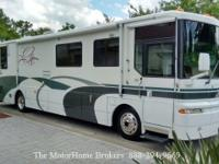 Model 38K with slide-out. Very nice, one-owner,