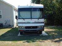 Must sell 2000 Itasca Suncruiser 35B, 35' long -