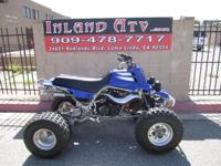 For Sale: 2000 Yamaha Banshee. $2,400 + Tax and Lic. *