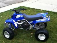 2000 Yamaha BANSHEE Twin350 This Banshee is in great